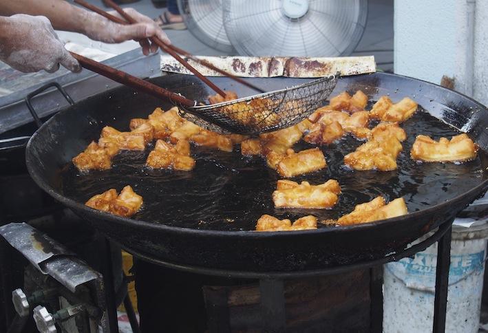 Oxidised Oil, Street food, greasy food