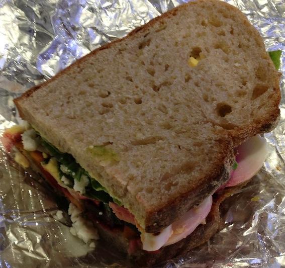 Sourdough Sandwich