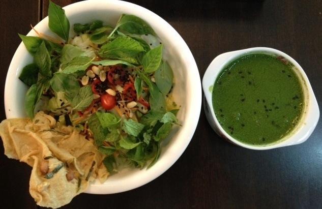 Hokkien Lei Cha (Thunder Rice)