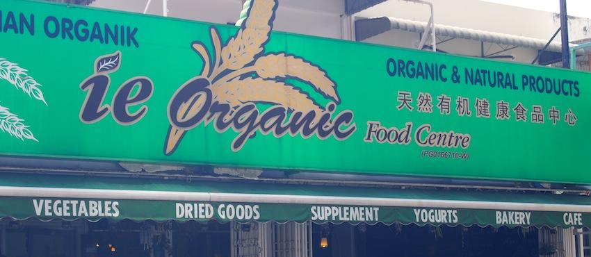IE Organic shop Pulau Tikus
