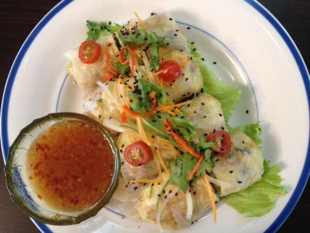 ie Organics Vietnamese Egg Rolls