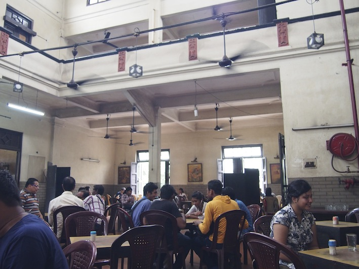 College St Coffee House, Balcony Indian Coffee House