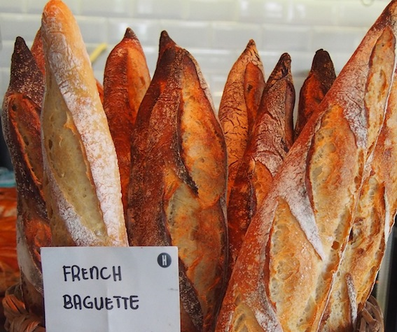 Baguettes at Huckleberry Food & Fare Kuala Lumpur, Bread in Damansara Heights,