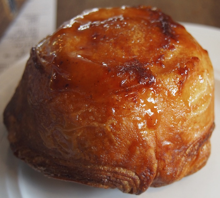 Kouign Amman Pastry, sticky, melt in the mouth, French Pastry, Huckleberry K.L.