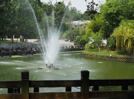 Now Perdana Gardens K.L. Lake Gardens Kuala Lumpur