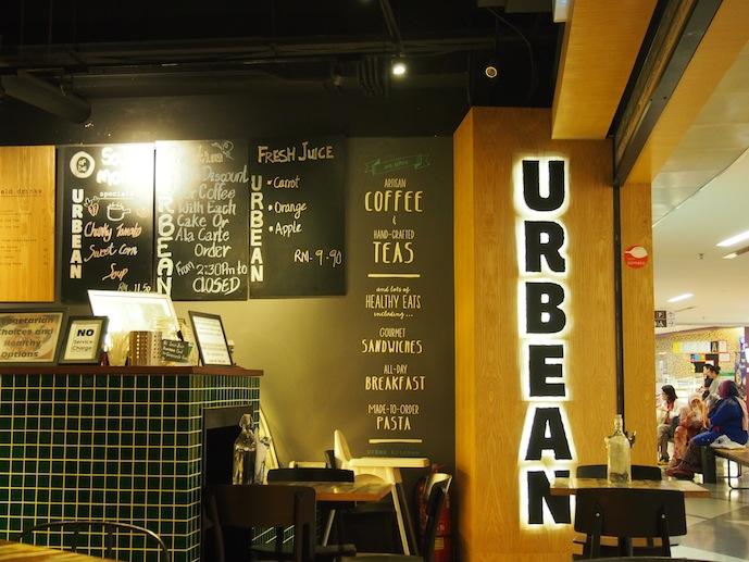 Urbean Avenue K, Coffee at Avenue K Kuala Lumpur, Coffee at KLCC Station