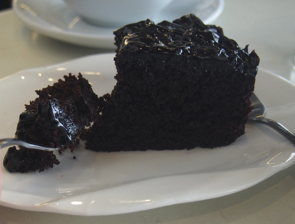 Just Caffe Chocolate Cake