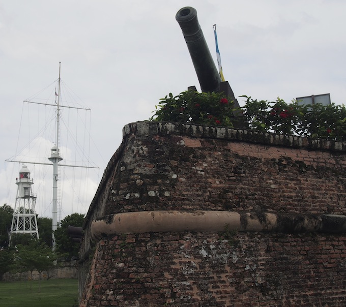 Cannon Fort Cornwallis Penang, Seri Rambai Cannon Penang